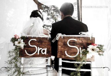 Sr. & Sra.